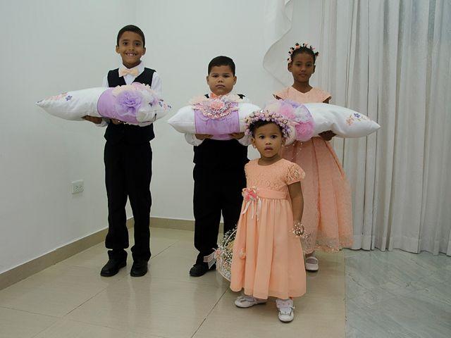 El matrimonio de Andrés y Erika en Cartagena, Bolívar 25