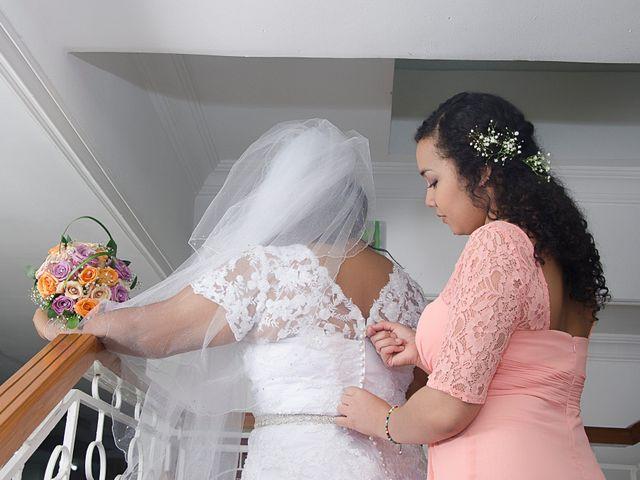 El matrimonio de Andrés y Erika en Cartagena, Bolívar 37