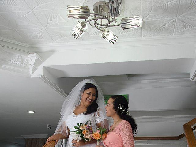 El matrimonio de Andrés y Erika en Cartagena, Bolívar 38