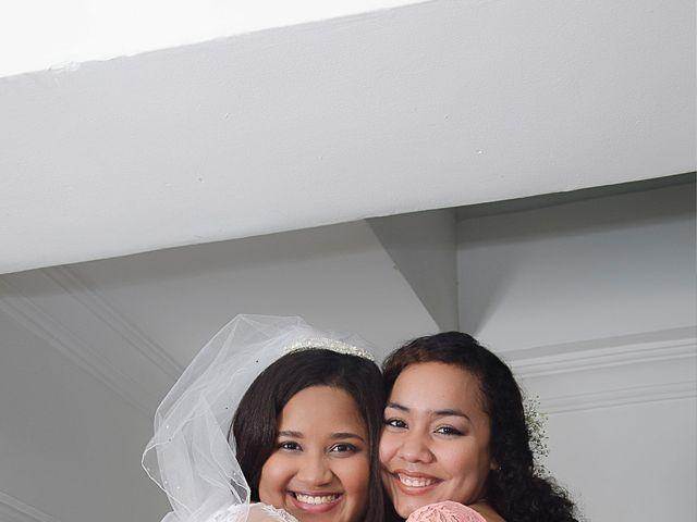 El matrimonio de Andrés y Erika en Cartagena, Bolívar 40