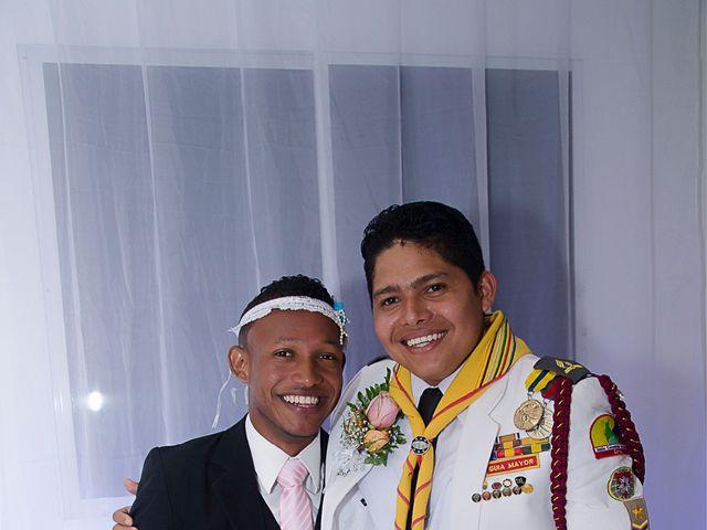 El matrimonio de Andrés y Erika en Cartagena, Bolívar 44