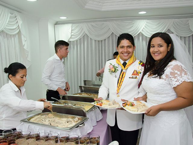 El matrimonio de Andrés y Erika en Cartagena, Bolívar 45