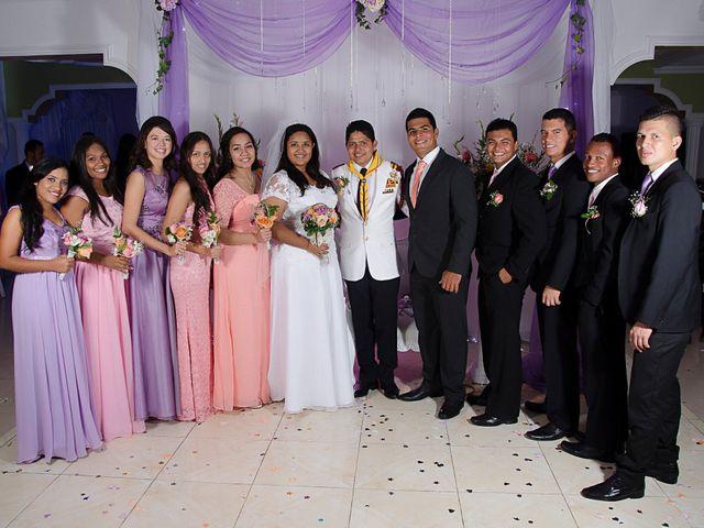 El matrimonio de Andrés y Erika en Cartagena, Bolívar 46