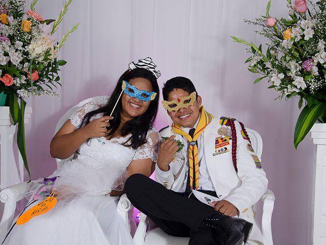 El matrimonio de Andrés y Erika en Cartagena, Bolívar 47