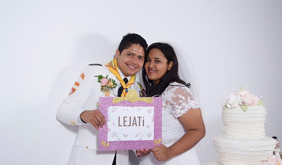 El matrimonio de Andrés y Erika en Cartagena, Bolívar