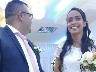 El matrimonio de Jhonatan y Sarai 1