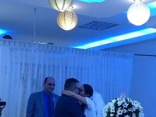 El matrimonio de Jhonatan y Sarai 2