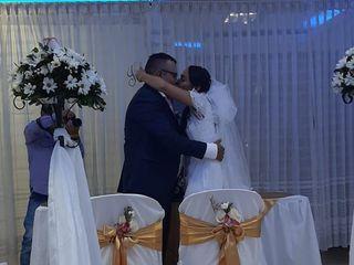 El matrimonio de Jhonatan y Sarai 3