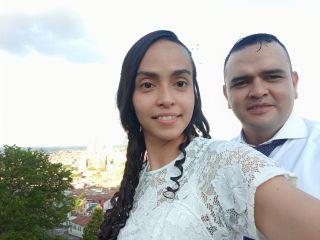 El matrimonio de Jhonatan y Sarai