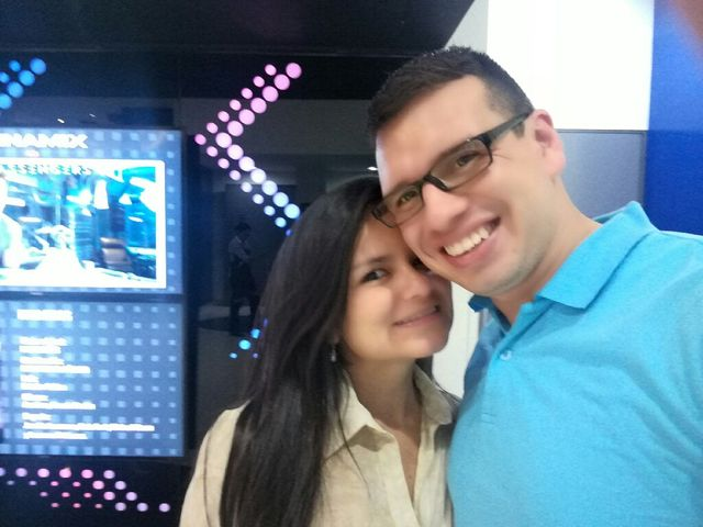 El matrimonio de Alex y Diana en Cajicá, Cundinamarca 1