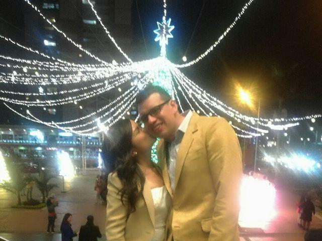 El matrimonio de Alex y Diana en Cajicá, Cundinamarca 5