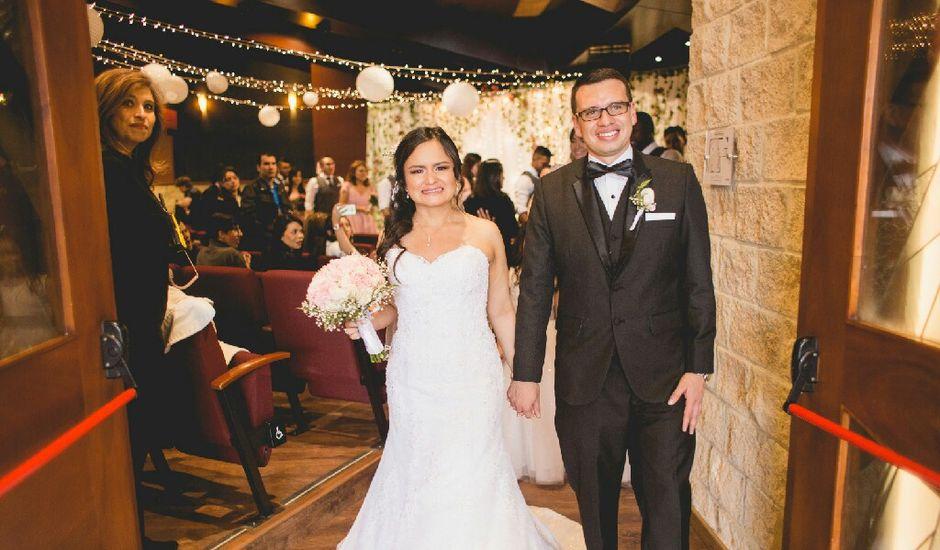 El matrimonio de Alex y Diana en Cajicá, Cundinamarca