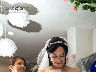 El matrimonio de Iveth y Andrés 1