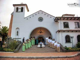 El matrimonio de Iveth y Andrés 2