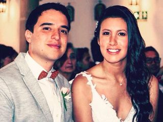 El matrimonio de Ana y Germàn