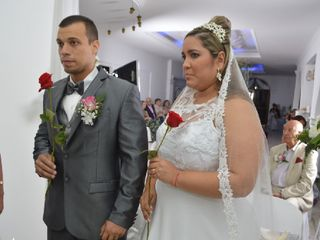 El matrimonio de Liliana  y Divier  2