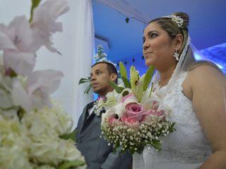 El matrimonio de Liliana  y Divier  3