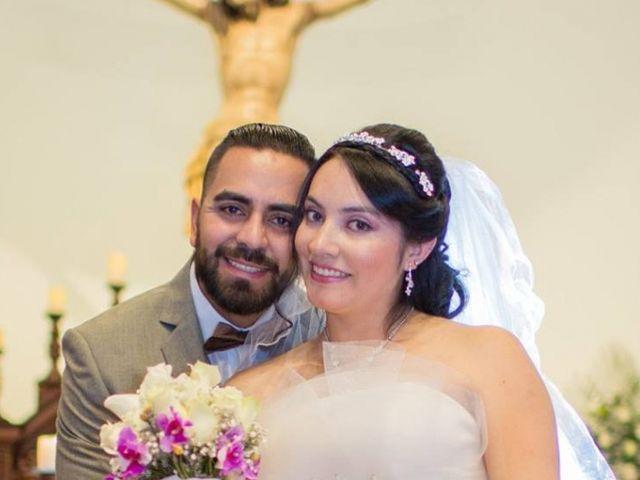 El matrimonio de Iveth y Andrés