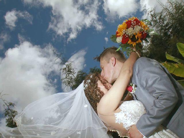 El matrimonio de Katerin  y Juan