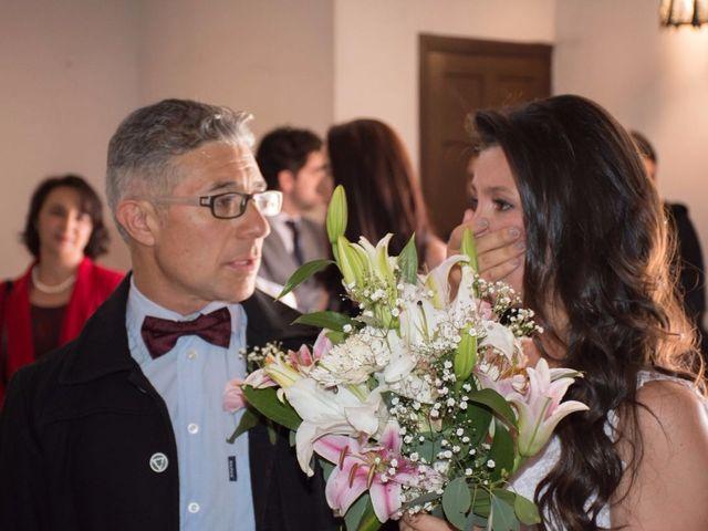 El matrimonio de Germàn y Ana en Madrid, Cundinamarca 1