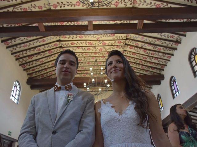 El matrimonio de Germàn y Ana en Madrid, Cundinamarca 2