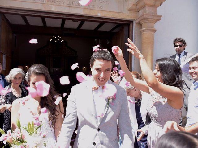 El matrimonio de Germàn y Ana en Madrid, Cundinamarca 3
