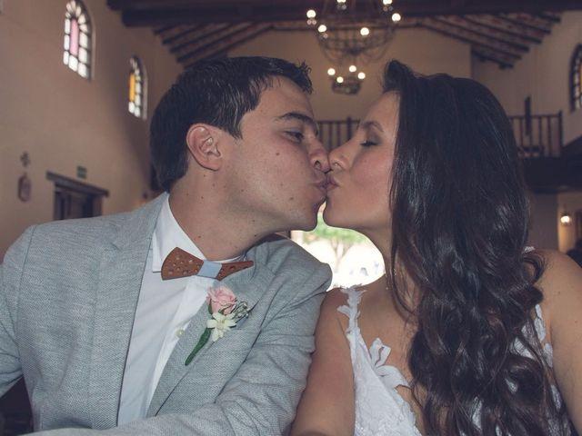 El matrimonio de Germàn y Ana en Madrid, Cundinamarca 10