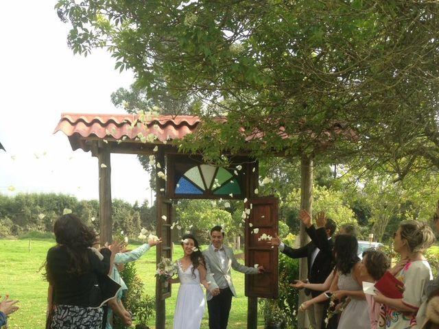 El matrimonio de Germàn y Ana en Madrid, Cundinamarca 12