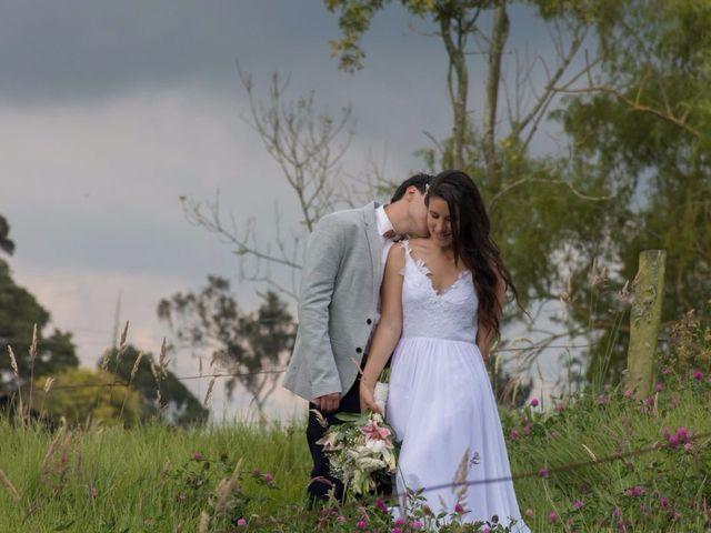El matrimonio de Germàn y Ana en Madrid, Cundinamarca 13