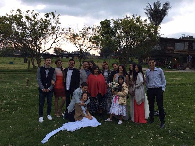 El matrimonio de Germàn y Ana en Madrid, Cundinamarca 15
