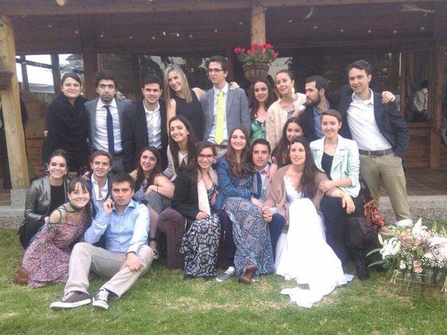 El matrimonio de Germàn y Ana en Madrid, Cundinamarca 17