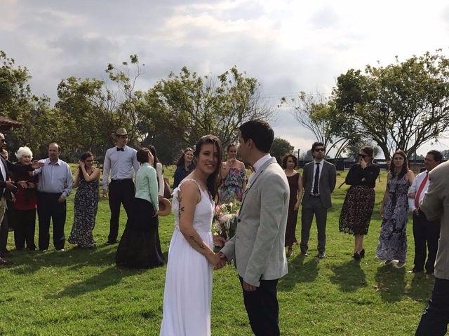 El matrimonio de Germàn y Ana en Madrid, Cundinamarca 21