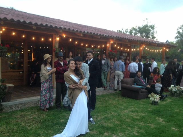 El matrimonio de Germàn y Ana en Madrid, Cundinamarca 23