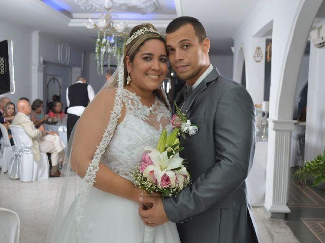El matrimonio de Liliana  y Divier