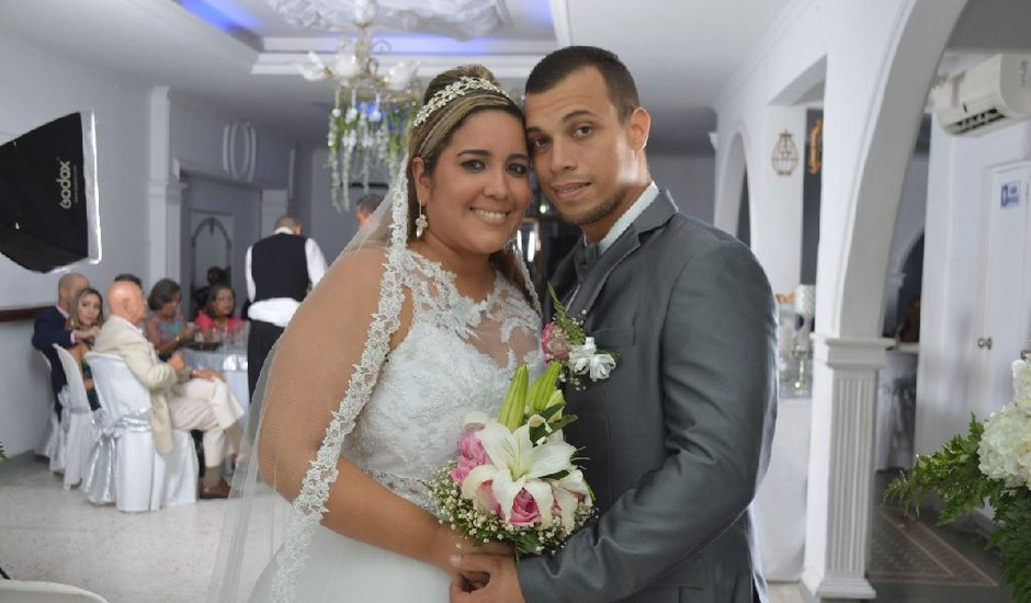 El matrimonio de Divier  y Liliana  en Barranquilla, Atlántico