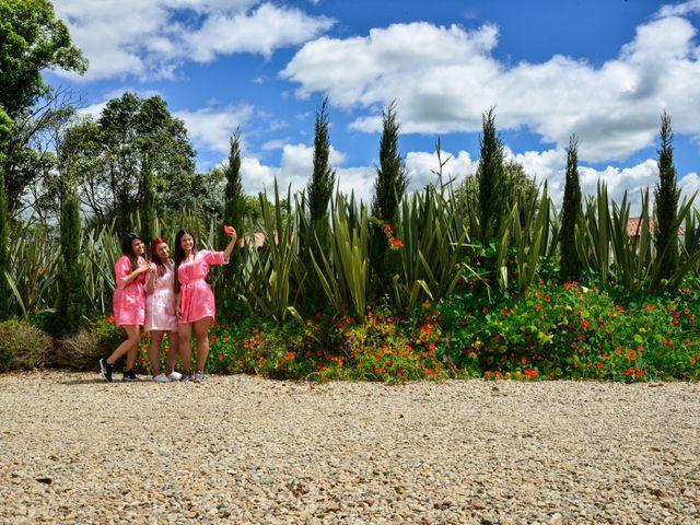 El matrimonio de Mauricio y Paola en Tenjo, Cundinamarca 7