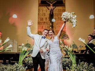 El matrimonio de Maria Cecilia   y Miguel 1