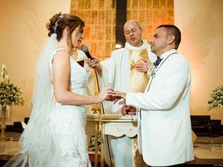 El matrimonio de Maria Cecilia   y Miguel 3