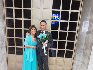El matrimonio de Jenifer  y Oscar  3