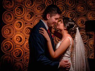 El matrimonio de Christian y Valentina 2