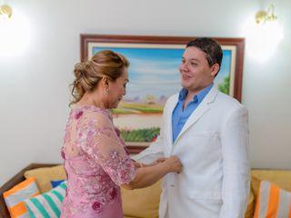 El matrimonio de Margarita y Jorge 2