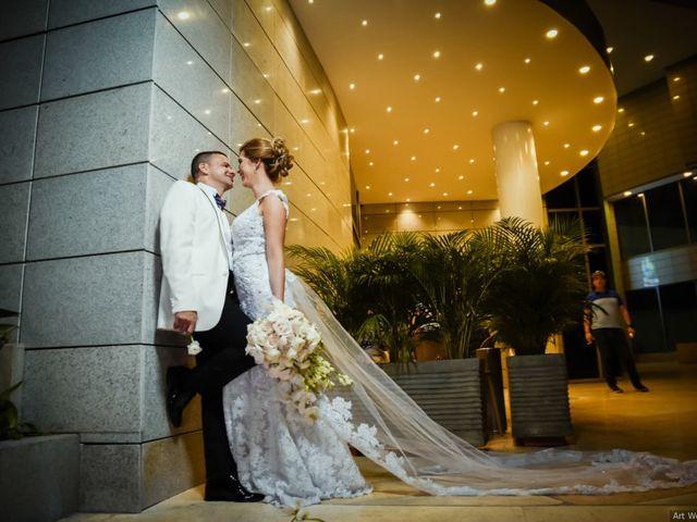 El matrimonio de Miguel y Maria Cecilia   en Barranquilla, Atlántico 1