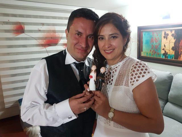 El matrimonio de Jenifer  y Oscar