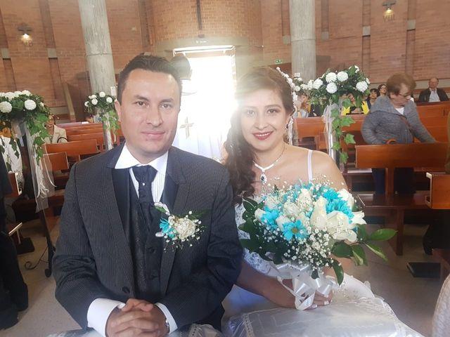 El matrimonio de Oscar  y Jenifer  en Bogotá, Bogotá DC 1