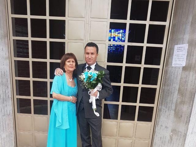El matrimonio de Oscar  y Jenifer  en Bogotá, Bogotá DC 2