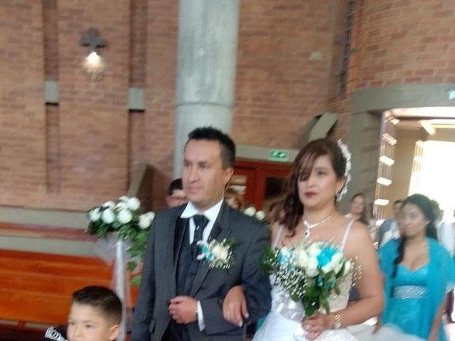 El matrimonio de Oscar  y Jenifer  en Bogotá, Bogotá DC 7
