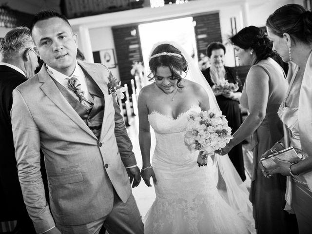 El matrimonio de Lorena y Felix