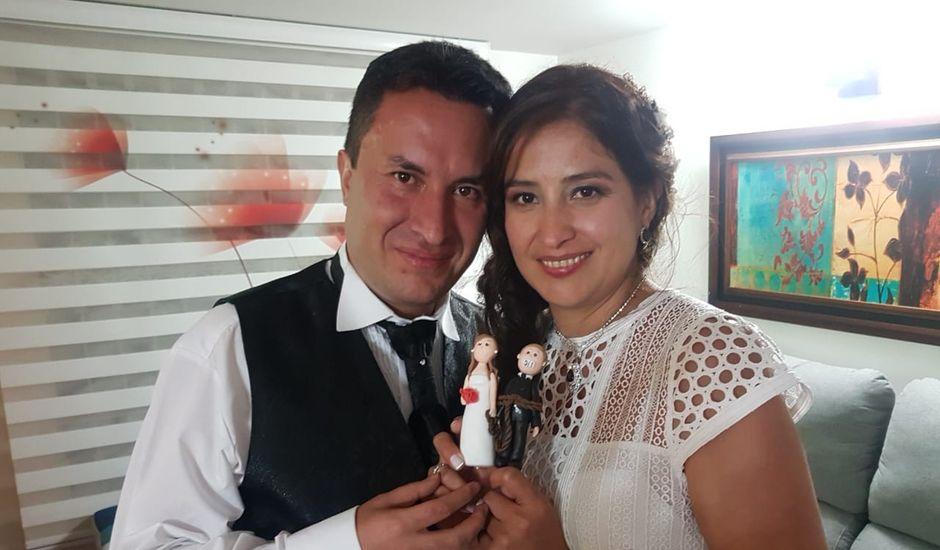 El matrimonio de Oscar  y Jenifer  en Bogotá, Bogotá DC