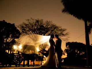 El matrimonio de Viviana y Juan David