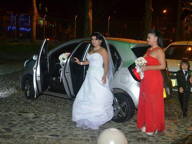 El matrimonio de Fredy y Heidy en Barbosa, Antioquia 10